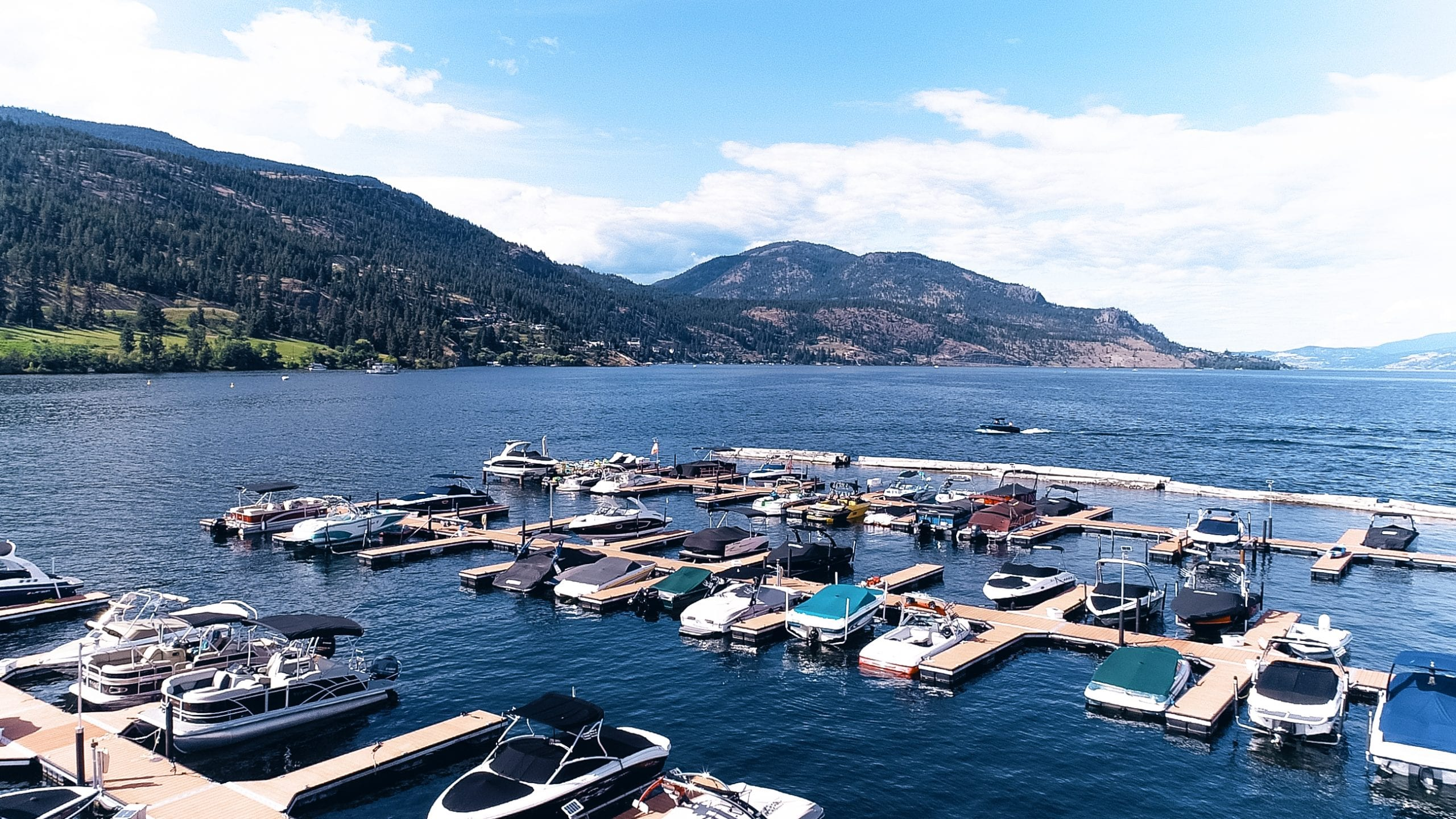 West Harbour Kelowna Marina